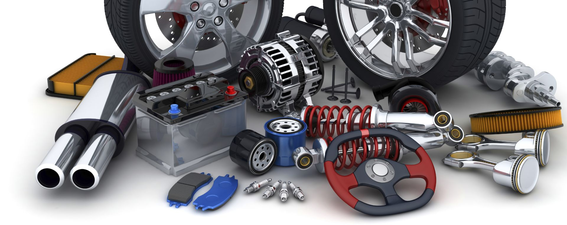 Genuine Auto Spare Parts and Accessories Dealers