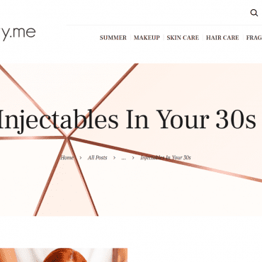 Injectables In Your 30s