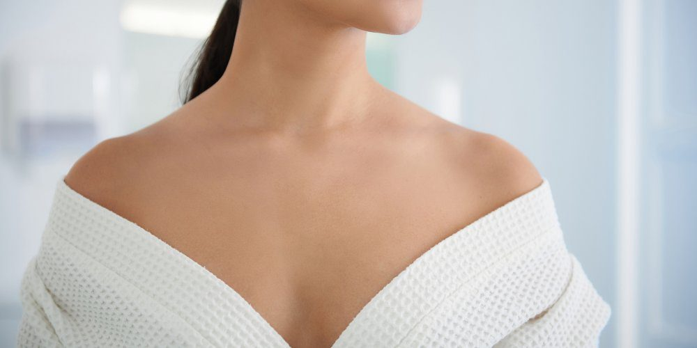 Your Breast Chest Forward