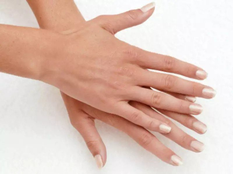 Hands Down: How to keep your hands from betraying your age!